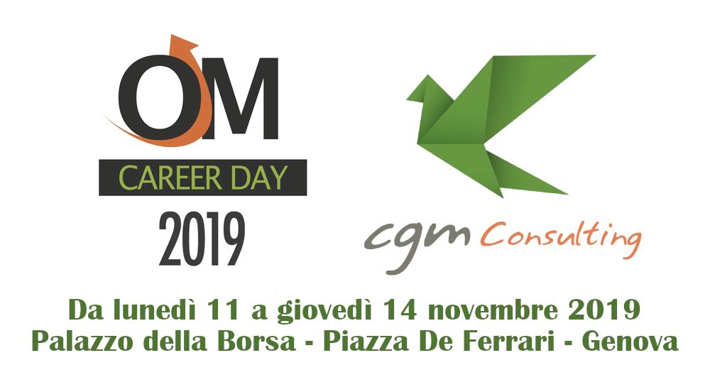 Carreer day Genova2019