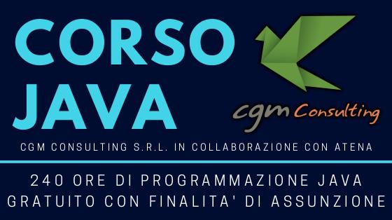 Corso Java Gratuito Online