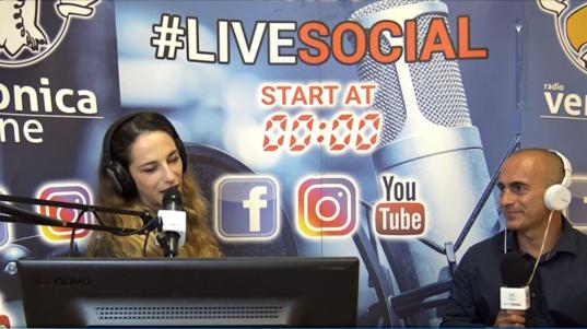 intervista Radio Veronica One